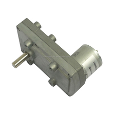24v pmdc geared reduction motor, 6800 rpm, for money detector, coffee machine and towel disposal ect.in China