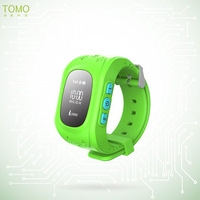 2015 mini gps tracker watch phone for IOS and Android system wrist watch/watch mobile