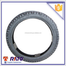 Excellent quality airless motorcycle tire superior rubber tyre casing for motorcycle