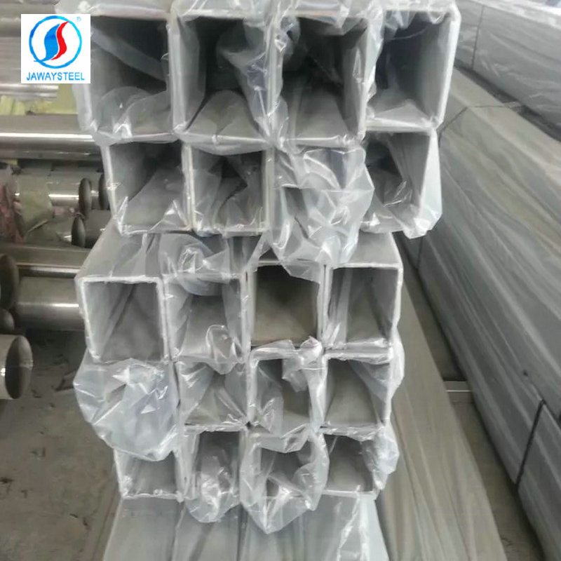 welded 304 316 430 308 round square stainless steel pipe