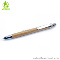 Classic Style Bamboo Wood Ballpoint Pen