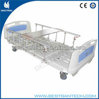 BT-AE108 2013 Hot Sales!!! CE Approved three function electric gas spring hospital bed