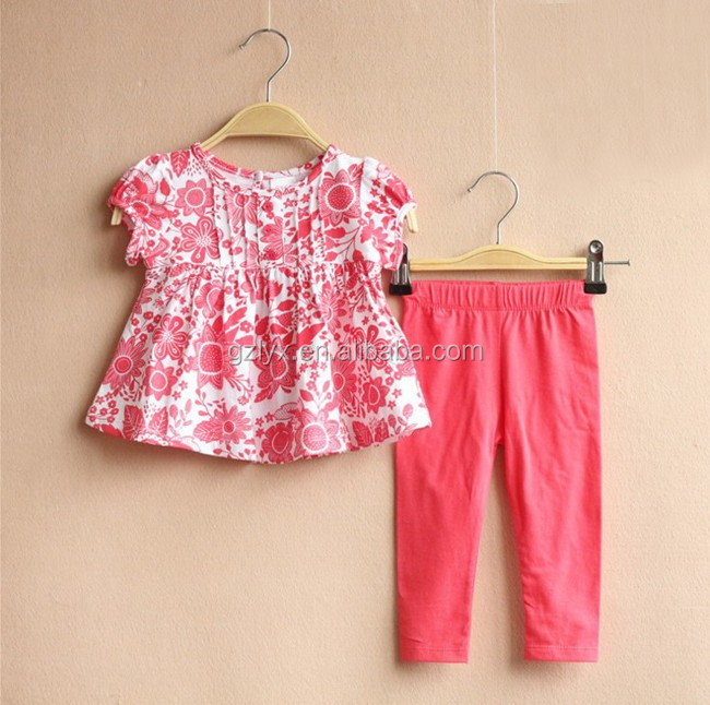 baby clothes pants skirt hot selling trendy kids multicolor outfits baby girl clothes with cheap factory price