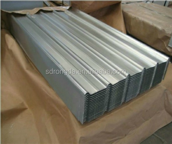Corrugated gi cladding steel wall sheet with good quality and lower price