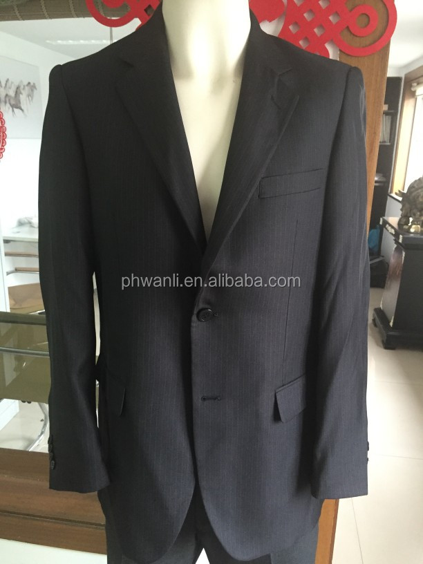 2016 new men's fashion design suit, elegant formal chaquetas mujer, cheap polyester suits
