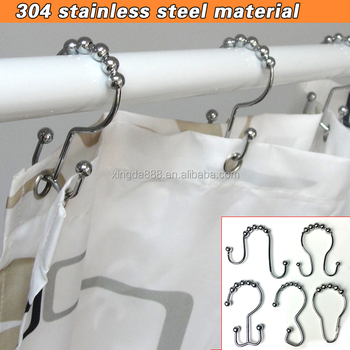 Shower Curtain Curtain Hook 100 Material 304stainless