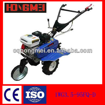 Newly!!! Mini Gasoline Tiller 6.5HP