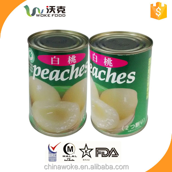 Food Product Type and Box Packaging canned fruit