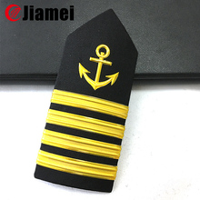 General Officer Navy Epaulette 2015 gold shoulder boards