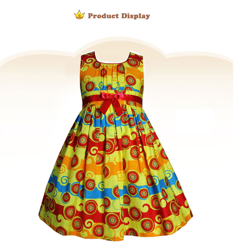 Baby Girl Clothes Children Party Dresses Sun Dress
