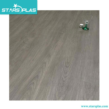 2mm self-adhesive antibacterial vinyl tile flooring