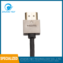 China wholesale 1080p liquid crystal display premium gold-plated HDMI various types of cable