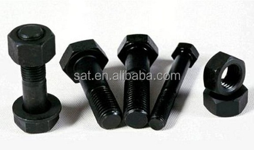 Top Sale China Manufacturer China professional fastener supplier Grade8 heavy hex bolt bolts and nuts