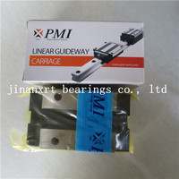 Long life and high precisions PMI MSB25SSSFCN linear guides bearings