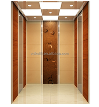 high quality indoor home lift glass passenger commercial elevator factory lift