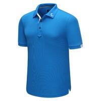 UV protection drifit mens golf clothing