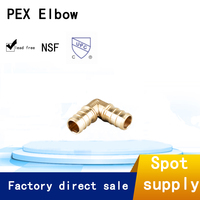 Dismantling joint Ductile iron pipe fittings brass pex pipe fittings