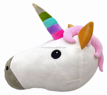 Promotional Cutie Soft Plush Stuffed Unicorn Plush Toy/Unicorn Pillow And Plush Unicorn Soft Toy/Unicron Pillow Toy