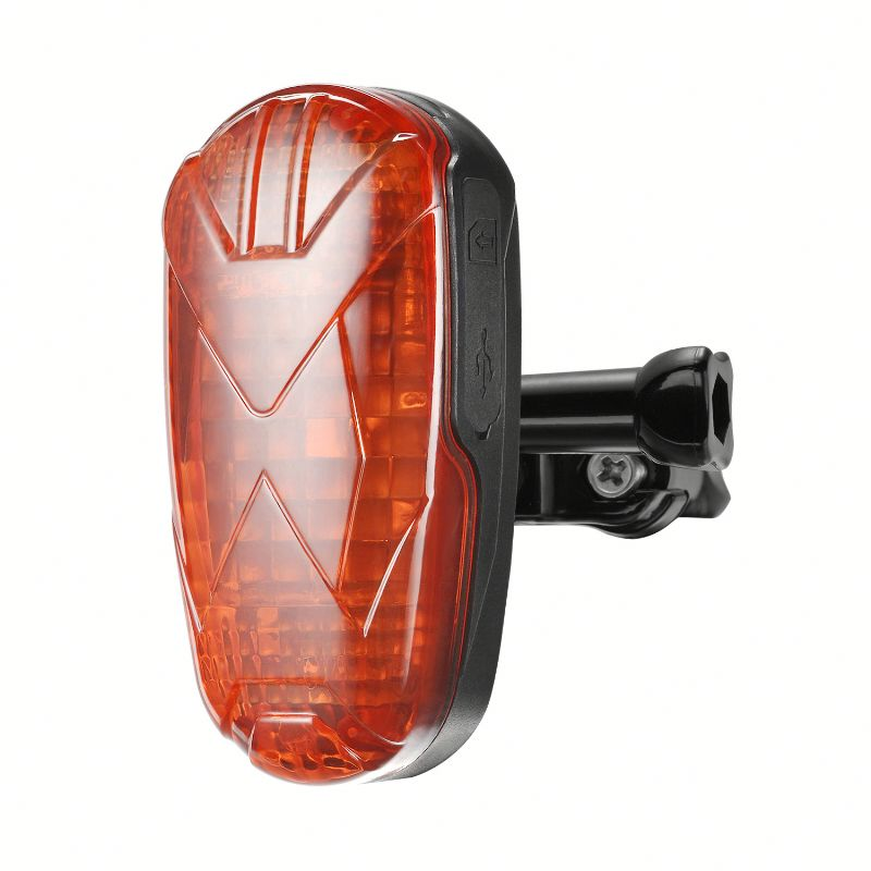 Bike gps tail light gps hand held gps tracker with Android And IOS tracking