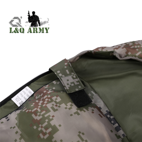 Military Sleeping Bag Easy To Carry Warm Outdoor