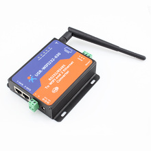USR-WIFI232-630 WiFi serial adapter RS232 RS485 to WiFi Ethernet RJ45 converter with HTTPD Client AP STA