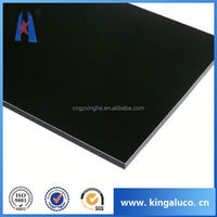20 years warranty silver coating aluminium compoiste panel /acp for interior and exterior house wall cladding