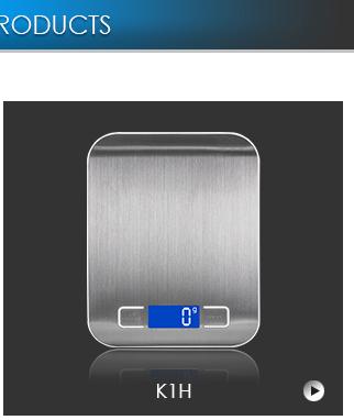 New design 용기 및 unit 스 function scale small digital scale