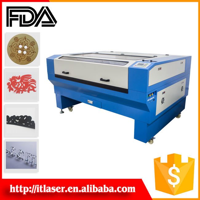 China cheap laser pipe cutter laser engraving machine for nonmetal materiais etc.