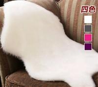 Wholesale fake wool fur cheap carpet /carpet natural shape large density