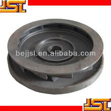 spheroidal graphite cast iron