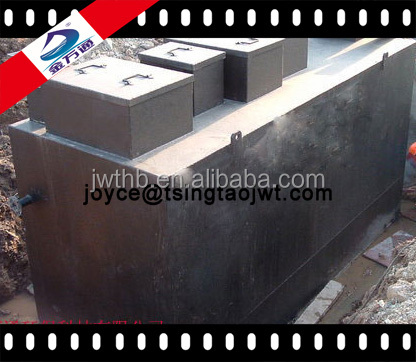 low price Containerized Industrial Waste Water Treatment Plant