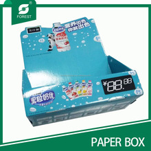 CUSTOM PRODUCT SMALL CARDBOARD DISPLAYBOXES/CARDBOARD RETAIL DISPLAY BOXES/PAPER COUNTER DISPLAY