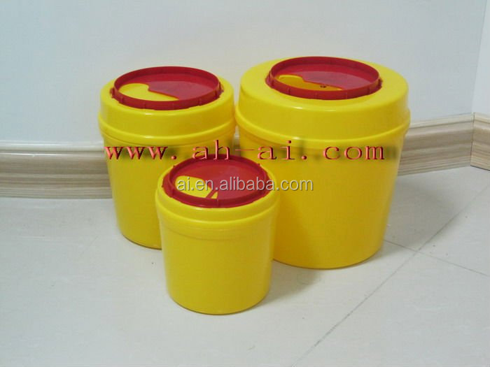 Factory Direct Saling medical sharp containers