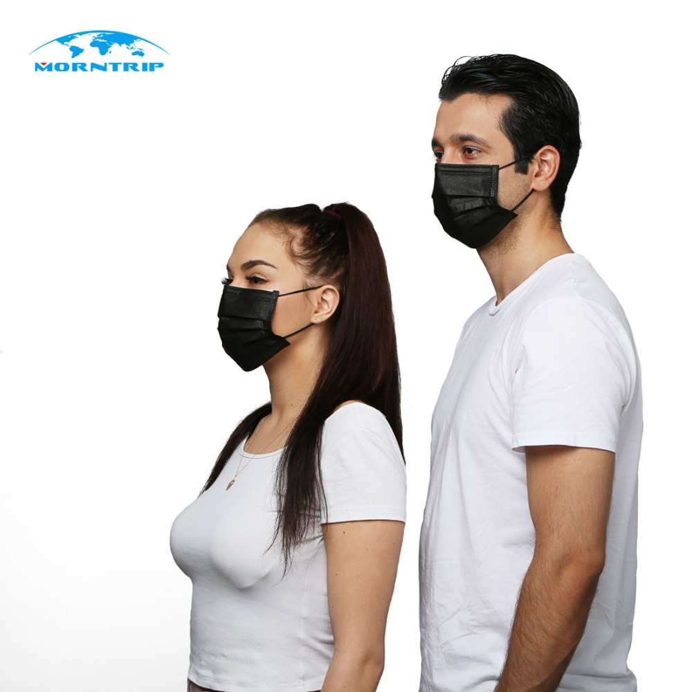 activated charcoal disposable mask