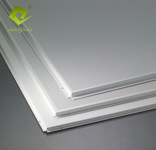 Building decorative Aluminum perforated Lay-in ceiling panel board design