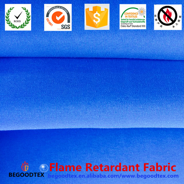 oxford material flame fire retardant fabric air duct
