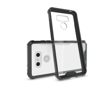 for LG G6 TPU+PC shockproof hard case back cover