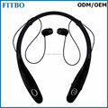 Neckband Stereo Headsets Sport Bluetooth Headphones Wireless Earphone For Huawei Iphone Samsung Phone