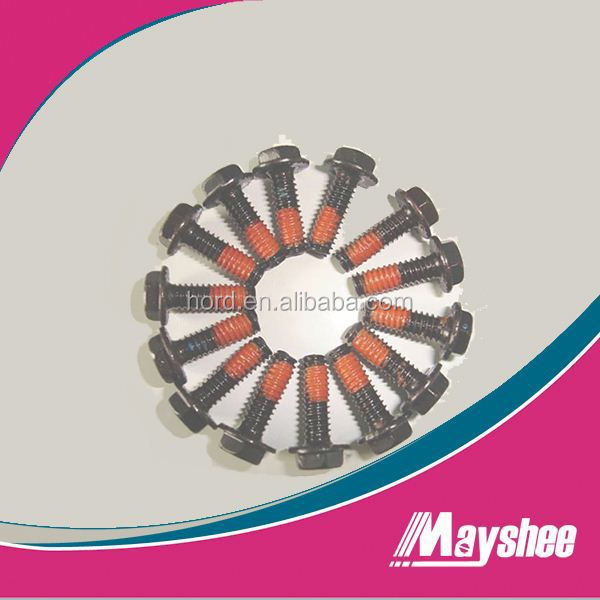 hex head nylock screw