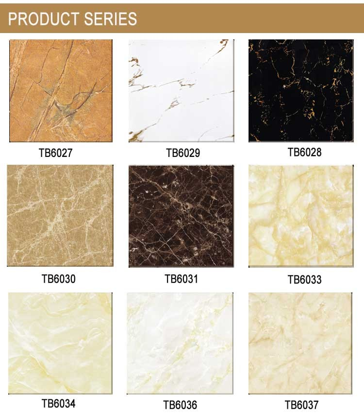 Foshan White color Composite marble tiles Floor tiles Marble