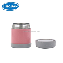 New design stainless steel vacuum flask for kids traveling food containers