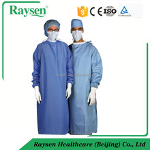 Medical Surgical SMS Disposable Gown and Drape Set with CE & ISO13485 Certificate Approved