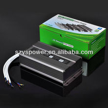 200W led dmx waterproof electronic power suply decoder led driver