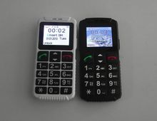 2g 3 g simple cell phones for elderly with sos call button for old people large display mobile phone High Quality Elderly Emerge