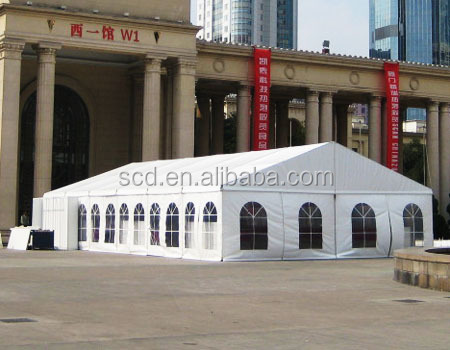 Used High Quality Aluminum Party Wedding Bell Tent for Rent