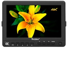 7 inch 4K field monitor for movable camera