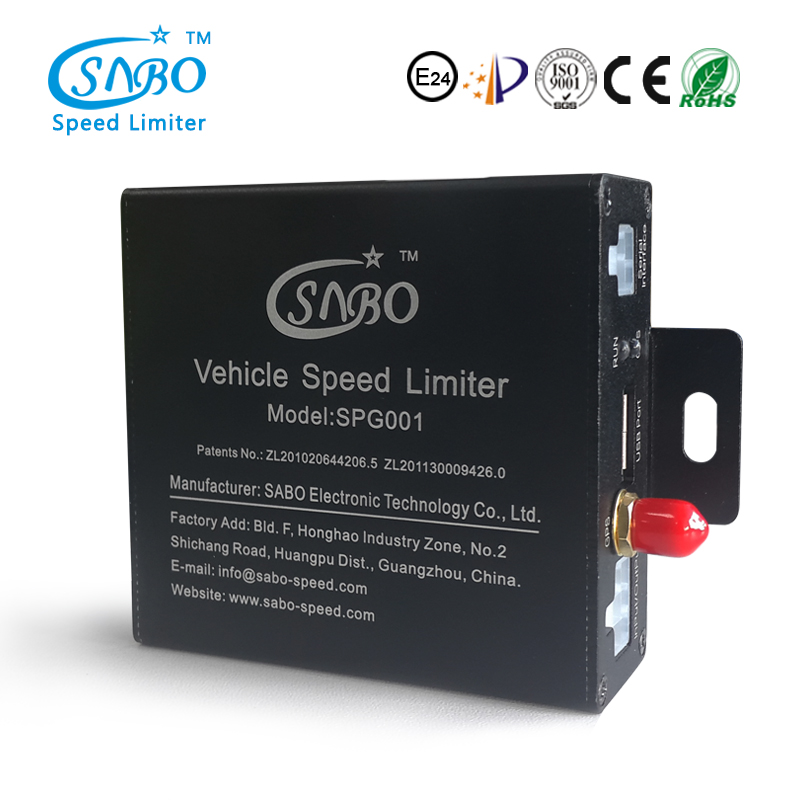 SABO speed limiting device speed control devices in vehicles