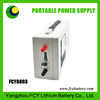 Lithium iron battery pack12v 60ah