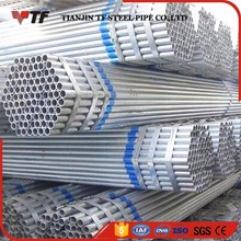 Alibaba website Hot sale astm a500 gr.a carbon galvanized steel pipe