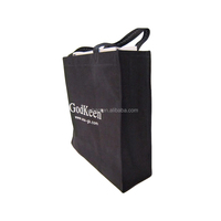 Wholesale Promotion cheap custom printed ecological pp non woven shopping bag